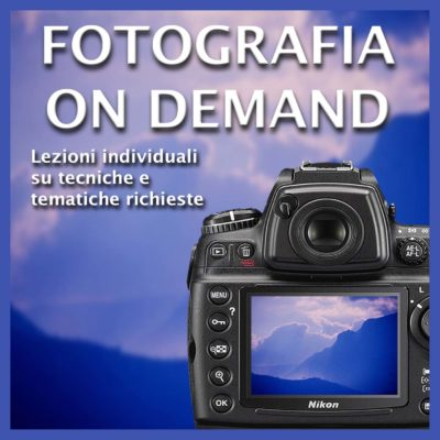 FOTOGRAFIA ON DEMAND