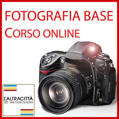 FOTOGRAFIA BASE CORSO BLENDED