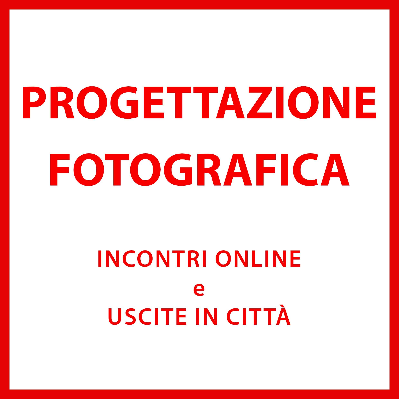 PROGETTAZIONE FOTOGRAFICA da settembre